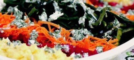Çökertme Salatası Tarifi