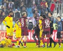 Trabzon'u yakan hakem hataları