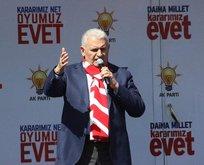 Yıldırım: CHP'nin umutları bitti