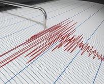 Şarköy'de korkutan deprem!