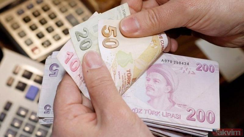 Emekliye çifte zam | Ek ödeme zammı ne kadar olacak?