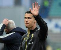 Ronaldo'dan Juventus'a ayrılık sinyali
