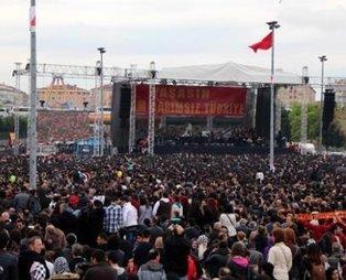 DHKP-C'nin kontrolündeki gruba Yenikapı'da konser izni! Grup Yorum'a kim izin verdi?