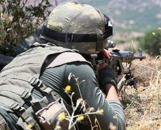 Van'da, PKK'nın toprağa gömülü el bombaları imha edildi