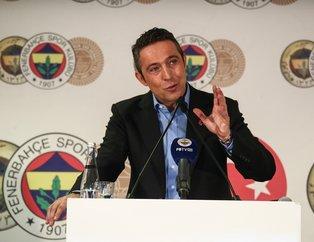 Fenerbahçe Başkanı Ali Koç'tan Mustafa Cengiz ve Fatih Terim'e gönderme!