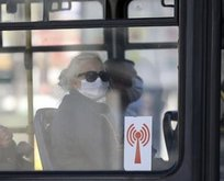Zonguldak'ta maske takmak zorunlu oldu