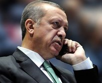 Erdoğandan kritik görüşme
