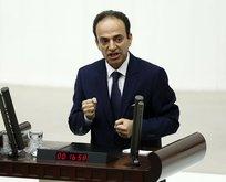 HDP'li Baydemir Meclis'ten kovuldu