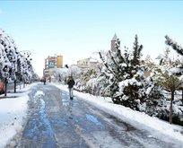 Meteoroloji'den o bölgeye kar yağışı uyarısı
