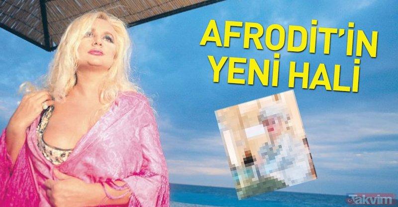 Yeşilçam'ın Afrodit'i Banu Alkan'ın son halini görünce çok şaşıracaksınız! İşte 60 yaşındaki Banu Alkan...