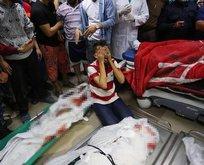 Gazzeli gencin en acı günü