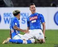 Napoli UEFA Avrupa Ligi'nde Zürih'i rahat geçti!