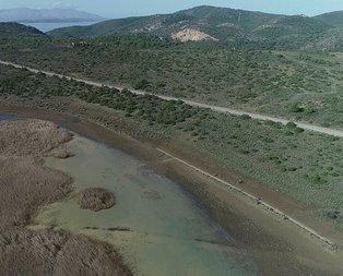 Dipsiz Göl'den sonra İris Gölü de alarm veriyor!