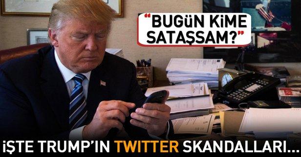 Trump'ın tweetleri dünyayı şaşkına çeviriyor