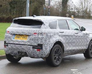 İşte 2019 model Land Rover Range Rover Evoque