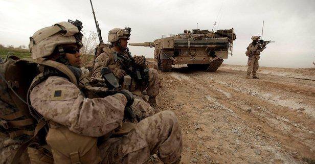 ABD Taliban'a 4 hava saldırısı düzenledi iddiası