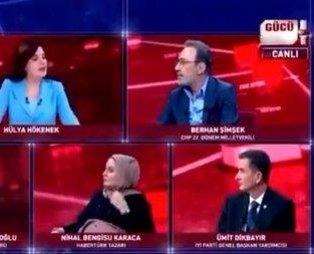 Vali ve kaymakamları 'militan' sözleriyle hedef alan CHP'li Berhan Şimşek'in ifadesi alındı!