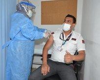 Sağlık Bakanı Koca fedakarlığından ötürü teşekkür etti