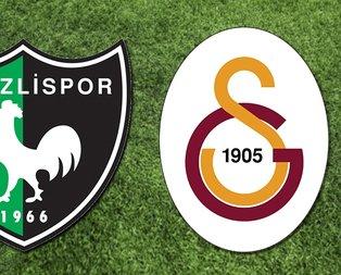 Denizlispor Galatasaray maçı ne zaman, saat kaçta?