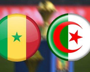 Senegal - Cezayir maçı ne zaman?