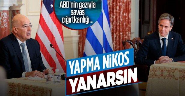 Yunanistan ABD ile masaya oturdu!