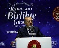 Ünlülerden Erdoğan'a tam destek