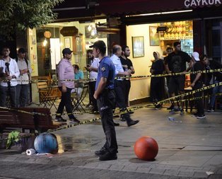 Kadıköy'de gerginlik! Eylemciler esnafı bıçakladı