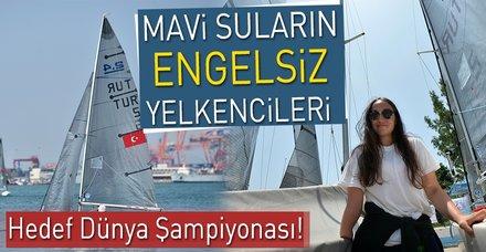 Bedensel engelliler Türkiye Yelken Şampiyonası sona erdi