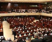 İsrail soykırım tasarısını görüşmekten vazgeçti