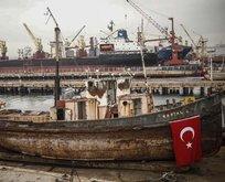 Atatürk'ün meşhur sözlerini söylediği gemi bulundu
