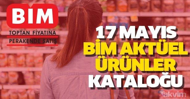 17 Mayıs BİM aktüel ürünler kataloğu: Sürpriz ürünler dikkat çekiyor! BİM'de cuma kampanyaları neler?