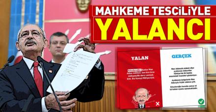 Kemal Kılıçdaroğlu'na tazminat şoku