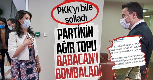 HDP'nin yeni esiri Ali Babacan mı?