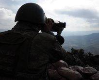 PKK/YPG'li 2 terörist örgütten kaçarak teslim oldu