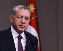 Başkan Erdoğan'dan dünya liderlerine yeni yıl mesajı