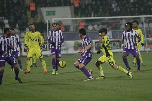 Orduspor-Fenerbahçe