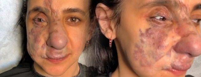 Makyajla değişenlerin son halleri görenleri hayrete düşürüyor
