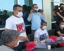 Evlat nöbetindeki ailelerden CHP'li vekile sert tepki!