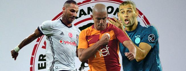 Süper Lig'in en iyisi belli oldu!