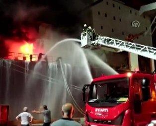 Hatay'daki gemi yangınını PKK üstlendi!