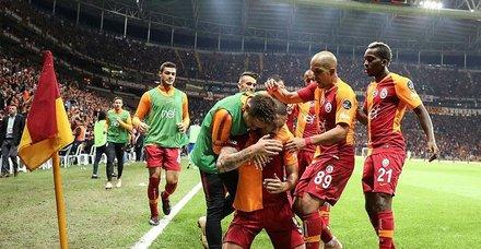 Glatasaray evinde BB Erzurumsporu yenerek moral depoladı