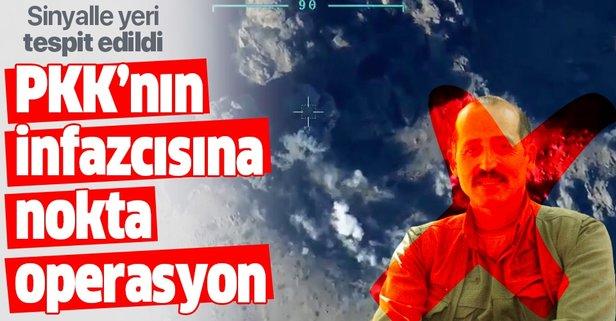 Yeri sinyalle tespit edildi! PKK'nın infazcısı böyle öldürüldü
