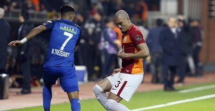 Galatasarayda Rodriguesin alternatifi hazır