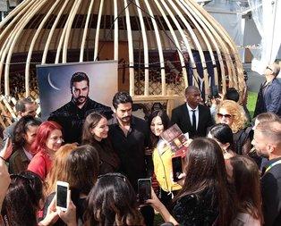 Kuruluş Osman ve Hercai'den Cannes çıkarması!