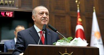 Başkan Erdoğan: Hafter yalan darbesi yaparak Moskova'dan kaçtı