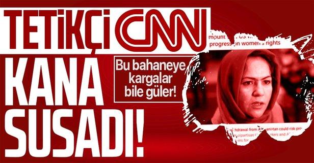 CNN'in Afganistan haberi alay konusu oldu