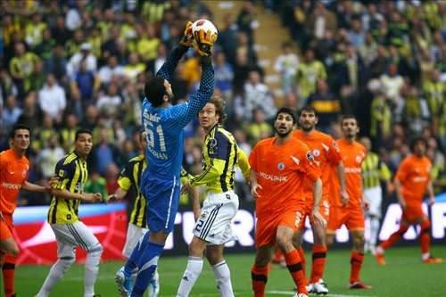 Fenerbahçe - İBB (Süper Toto Süper Lig 31. hafta)