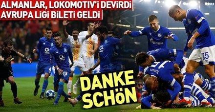 Galatasaray evinde Porto'ya yenildi, Schalke müjdeyi verdi!