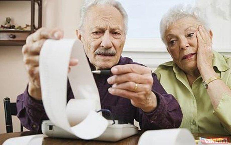 Son dakika: Hareketsiz Emekli Maaşı nedir? 2018 Blokeli Maaş Sorgulama
