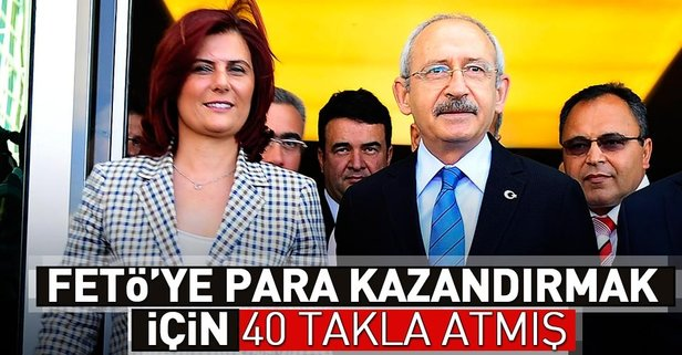 CHPli belediye parasını FETÖ'ye aktarmış